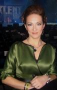 Satu Sirkiä wearing Jolier Lovely dress