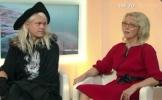 Satu Mehtälä wearing Jolier Lovely dress